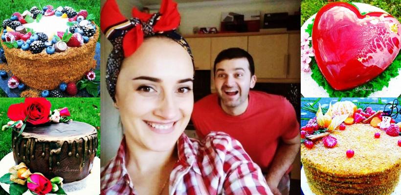 """O moldoveancă îndulcește irlandezii cu deserturi tradiționale: """"I-am cucerit prin Cușma lui Guguță"""""""