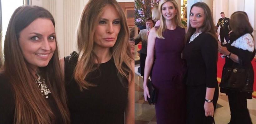 Tatiana Solomon – diplomata din RM care a prânzit alături de Melania și Ivanka Trump la Casa Albă