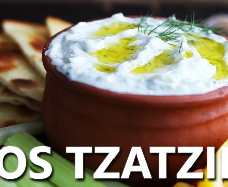 Prepară cel mai special sos grecesc, pe bază de usturoi, cu Valerie's Food (Video)