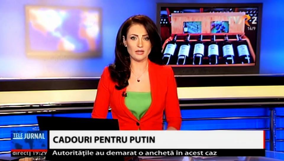 O nouă provocare pentru Stela Popa! Va prezenta zilnic buletinul de știri de la TVR 2
