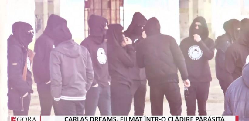 Momente inedite. Trupa Carla's Dreams pregătește un nou videoclip? VIDEO