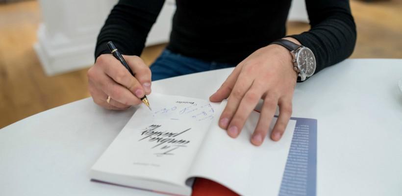 Clubul de lectură Books, Coffee & More invită la o întâlnire cu autorul Vitali Cipileaga