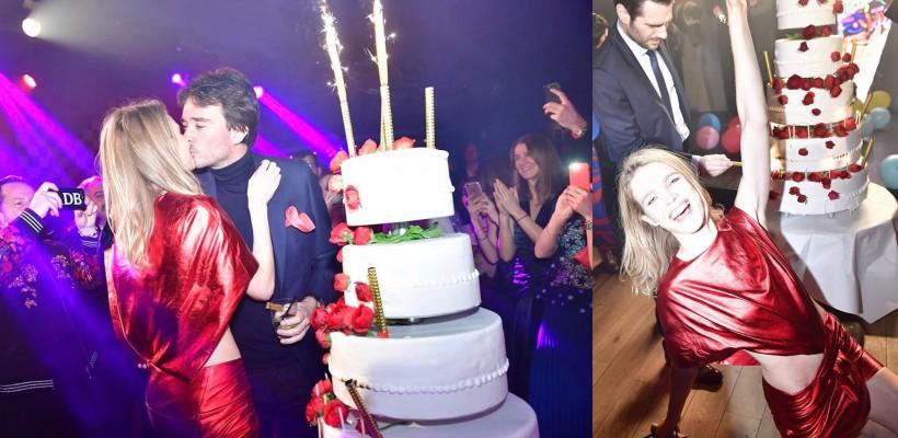 Soțul milionar i-a pregătit Nataliei Vodianova o petrecere secretă la Paris! Kseniya Sobchak – printre invitați (FOTO)