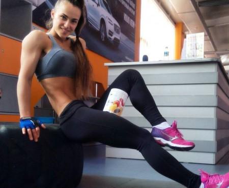 Leo Ciobu și-a împlinit visul! De ieri, este campioană a Moldovei la fitness bikini