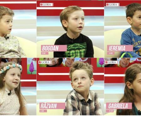 """""""În rai, oamenii mănâncă bucate tradiționale moldovenești"""". Ce cunosc copiii despre moarte (VIDEO)"""