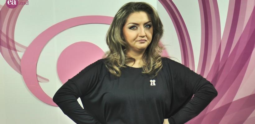 """Aliona Triboi, despre un divorț: """"Lung prilej de vorbe şi de ipoteze"""" (Video)"""