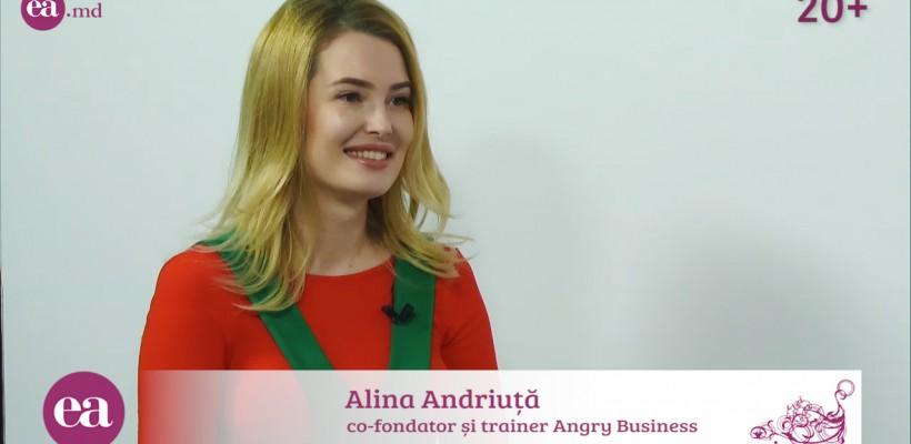 """20+ cu trainerul de business Alina Andriuță: """"Cea mai mare provocare în carieră… abia urmează"""""""
