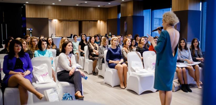 6 direcții principale la care trebuie să atragă atenția o femeie, de la speakerii evenimentului Live.LEAD.Love