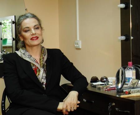"""Actrița Maia Morgenstern, """"steaua de dimineață"""" a lui Mel Gibson: """"În Chișinău mâncam înghețată bună"""""""