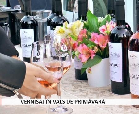 """""""Vernisajul Vinului"""". Acorduri de vioară, valsuri tandre și oameni savurând din vinurile fine ale Moldovei (Video)"""
