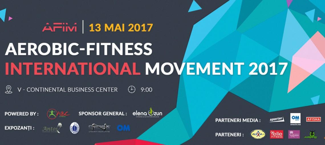 Aerobic Fitness International Movement a ajuns la II-a ediție. Trainerii și pasionații de fitness din toată lumea își dau întâlnire la Chișinău