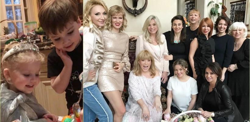 Alla Pugaciova și-a celebrat a 68-a aniversare în compania celor dragi. Afișează un look remarcabil (FOTO)