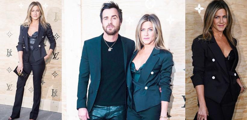 Jennifer Aniston: apariție cuceritoare alături de soțul său, la un eveniment de modă (FOTO)