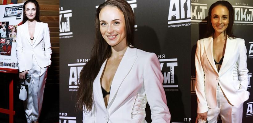 Anna Snatkina a atras toate privirile la un eveniment monden! Ce ținută îndrăzneață a afișat (FOTO)