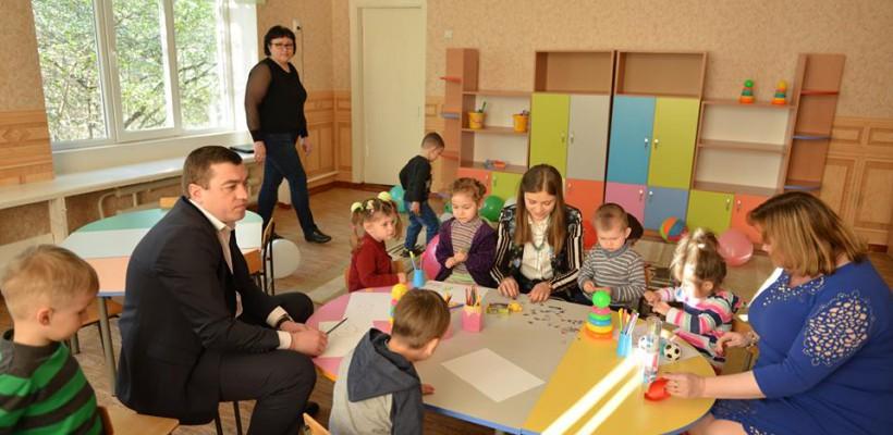 """Școala primară-grădiniță """"Antonin Ursu"""" de la Buiucani poate primi copii în două grupe proaspăt-deschise (Foto)"""