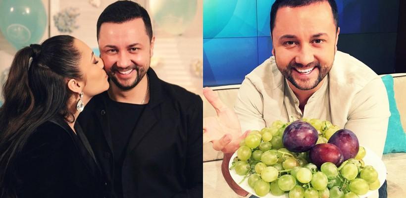 """Cătălin Măruță s-a pus pe slăbit! Câte kg vrea să dea jos și ce """"dietă"""" urmează (VIDEO)"""