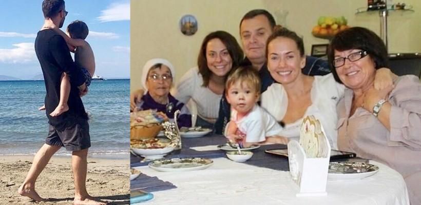 Fiul Jannei Friske împlinește 4 ani, fiind și la această aniversare departe de rudele de pe linia mamei