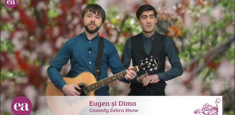 Cântecul tuturor moldovenilor, în prag de primăvară, de la Comedy Zebra Show (Video)
