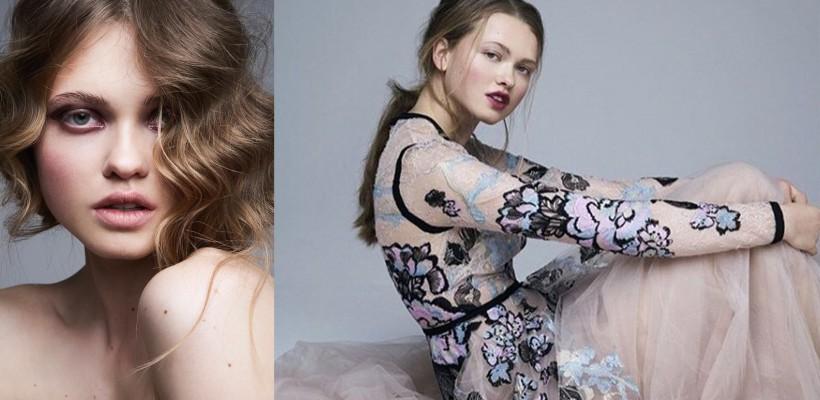 Daniela Hanganu – una dintre puținele moldovence ajunse să poarte ținute by Elie Saab Haute Couture (FOTO)