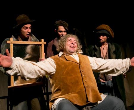 """Premieră! """"Falstaff"""" de William Shakespeare, jucat la Teatrul Național """"Eugene Ionesco"""""""