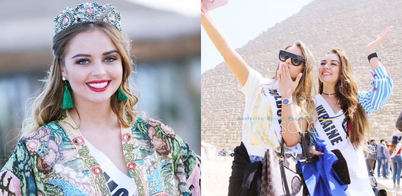 Modelul Anastasia Fotachi a obținut un titlu important la Miss Eco International 2017 (FOTO)