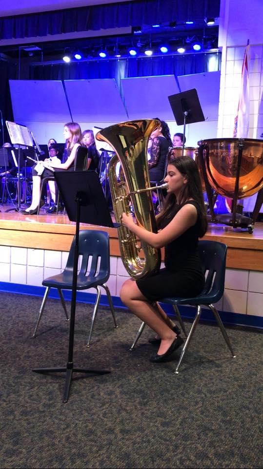 gabriela trombon