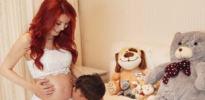 Elena Gheorghe a făcut marele anunț: e însărcinată cu al doilea copil! (FOTO)