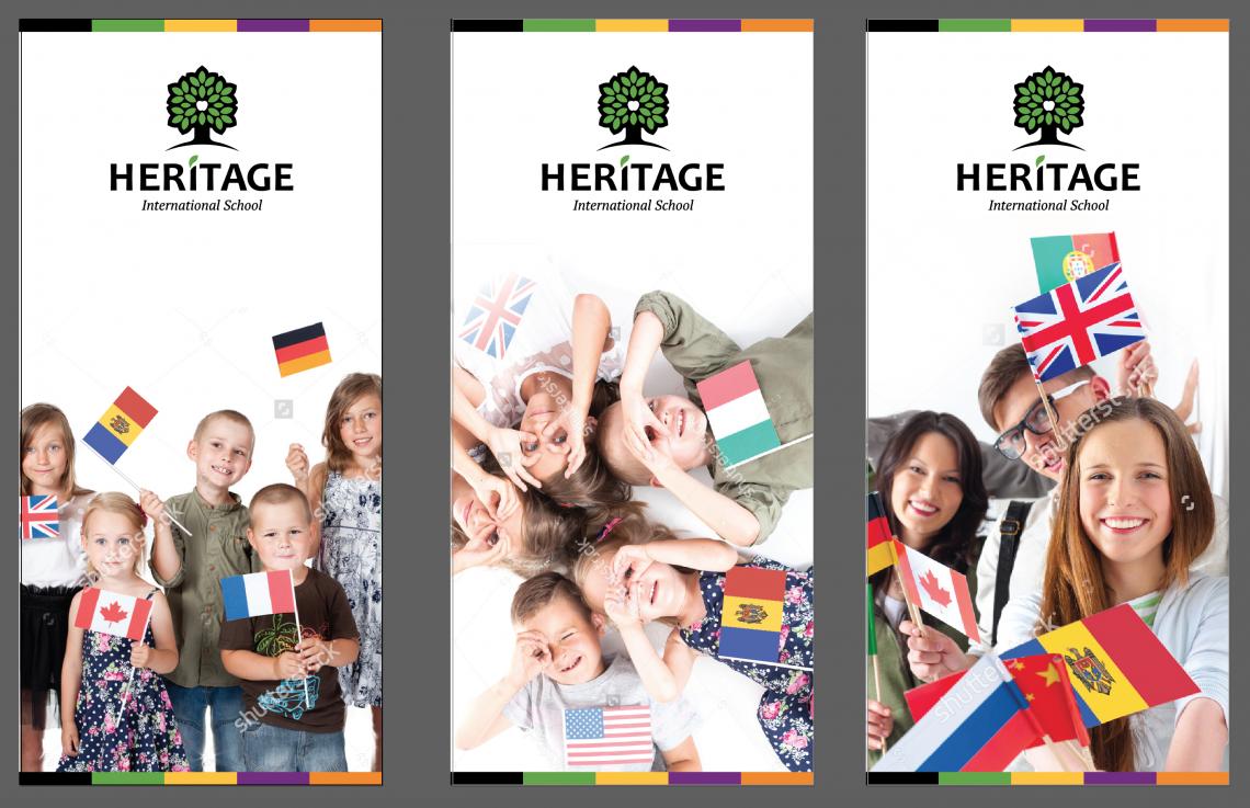 """""""Heritage"""" – prima școală internațională din Moldova. Descoperiți-o la """"Ziua ușilor dechise"""""""