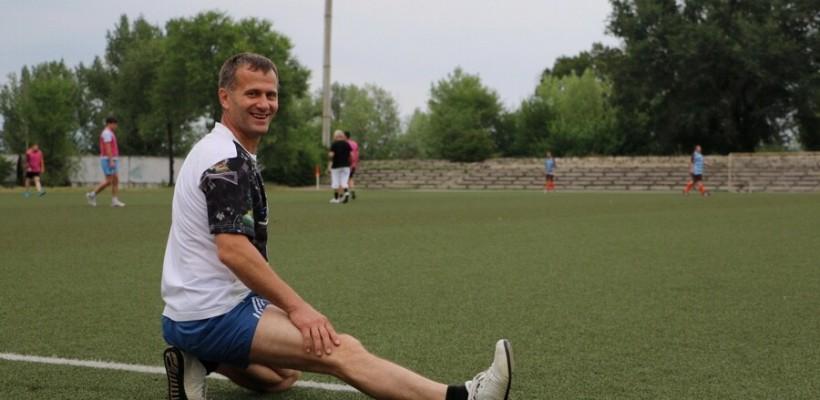 Cel mai sportiv primar al țării recomandă viața fără carne și fără alcool