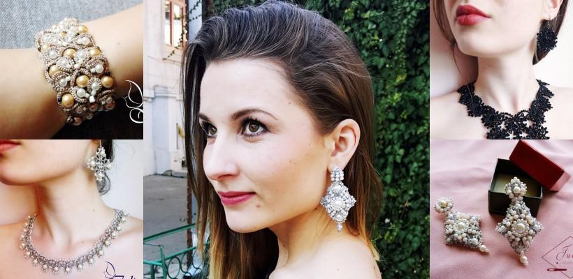"""""""Acum nu se mai poartă bijuteriile grele din aur sau argint!"""" Iulia Stașcu – îmblânzitoarea tehnicii frivolite"""