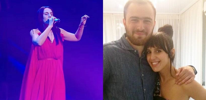 Nunta va avea loc în curând! Câștigătoarea Eurovision 2016 i-a dedicat o piesă logodnicului său (VIDEO)