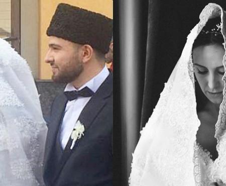 """""""Cea mai fericită zi!"""" Jamala a îmbrăcat astăzi rochia de mireasă, respectând tradiția islamică (FOTO)"""