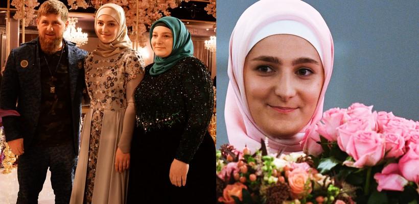 Liderul cecen Ramzan Kadyrov și-a măritat fiica. Tânăra de 18 ani își cunoștea soțul de numai 2 săptămâni