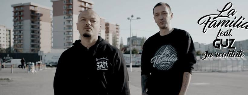 Guz a lansat o piesă în colaborare cu un celebru proiect de hip-hop din România (Video)