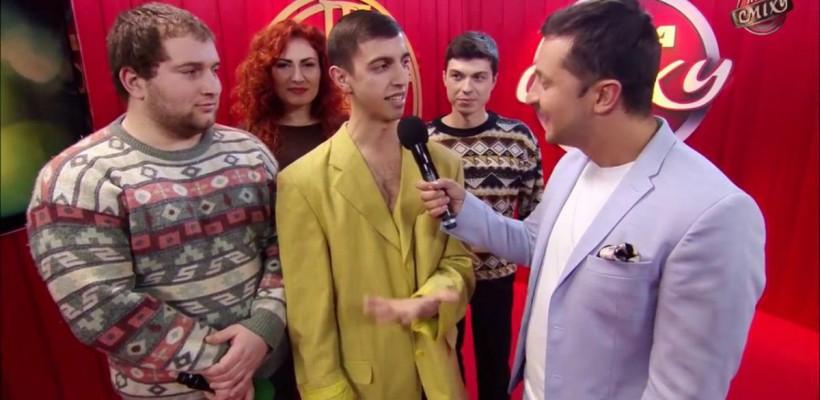 Moldovenii fac furori la Liga umorului. Echipa din R. Moldova a trecut în următoarea etapă (Video)