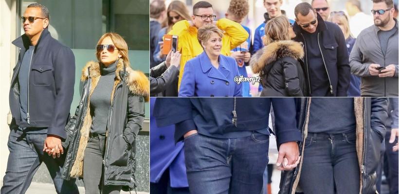 Miroase a nuntă? Jennifer Lopez nu-și mai ascunde noul iubit, mai tânăr decât ea cu 6 ani (FOTO)