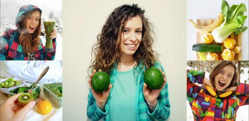 10 kg date jos, sănătate și o viață plină de fericire! Asta a obținut o tânără din RM, după 300 de zile raw vegane