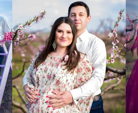 """Nata Sarioglo și Radu Chivriga vor deveni pentru prima dată părinți! """"Adevărata fericire se trăiește în tăcere"""""""