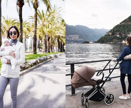 Prima vacanță în trei! Daniela Culev petrece momente prețioase departe de casă (FOTO)
