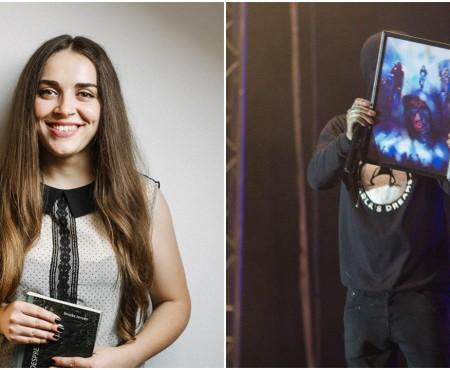Solistul Carla's Dreams are acasă un portret digital semnat de ea. Cunoaște-o pe artista Elena Plămădeală