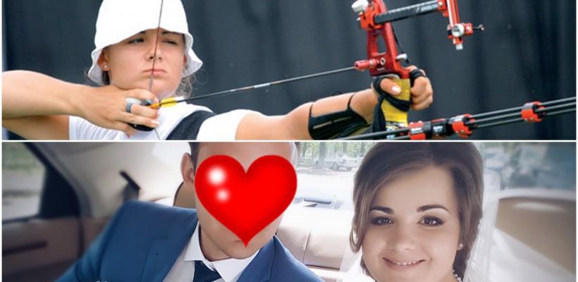 Campioana Europei la tir cu arcul, Alexandra Mirca, s-a căsătorit! Află cine este alesul