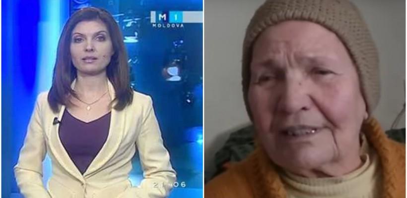 O prezentatoare TV este acuzată de o nevăzătoare că i-a luat locuința (VIDEO)