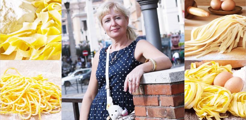 """""""Țara noastră are nevoie de noi"""" sau cum reușește o moldoveancă să producă la Chișinău paste italiene"""