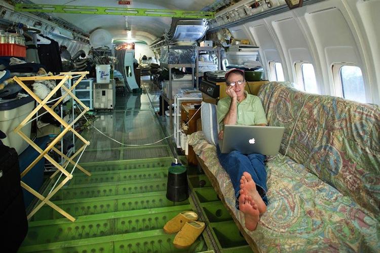 plane-inside