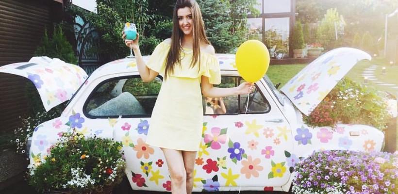 Cine e bălțeanca de 20 de ani, care va cânta pentru România în finala concursului internațional Novaya Volna!