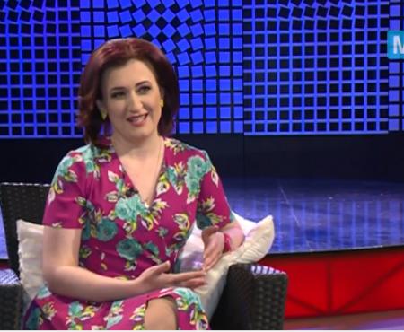 "Jurnalista Rusalina Russu-Țurcanu: ""E o mare boală televiziunea asta!"" (Video)"