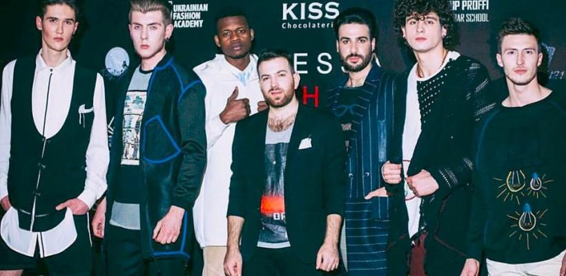 Designerul basarabean Vasile Vozian și-a etalat cea mai nouă colecție de haine la Roma Fashion Week