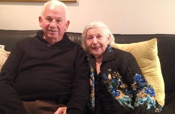 Au fost căsătoriți 69 de ani și au murit în aceeași zi, la doar 40 de minute distanță