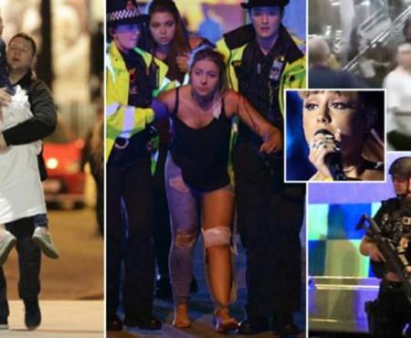 Mai multe celebrități reacționat după atacul cu 19 morți și peste 50 de răniți, petrecut la Manchester