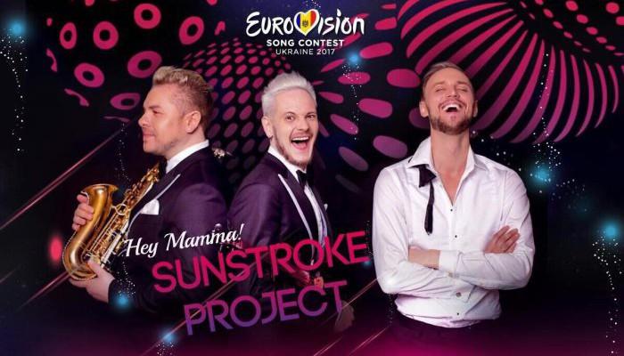 """Un comentator BBC despre SunStroke Project: """"Ce denumire teribilă pentru o formație!"""""""